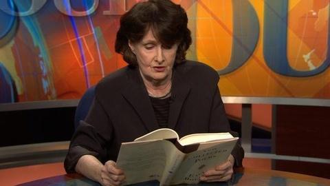 PBS NewsHour -- Poet Eavan Boland Reads 'Quarantine'