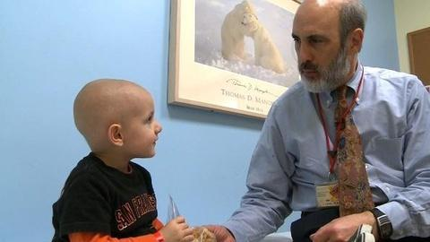 PBS NewsHour -- Kids and Cancer: Why Pediatric Cancer Cure Rates Have...