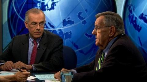 PBS NewsHour -- Shields and Brooks on Economic Forecast, Campaign Ads