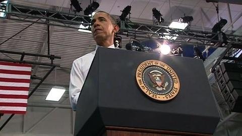 PBS NewsHour -- Obama Renews Push for Buffett Rule