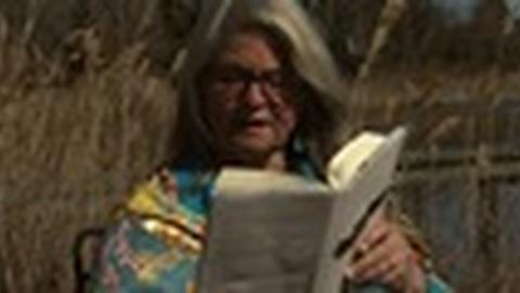 PBS NewsHour -- Weekly Poem: 'Emptiness Falls'