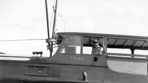 PBS NewsHour -- The Old Man and His Boat: Hemingway's Quest for Peace at Sea