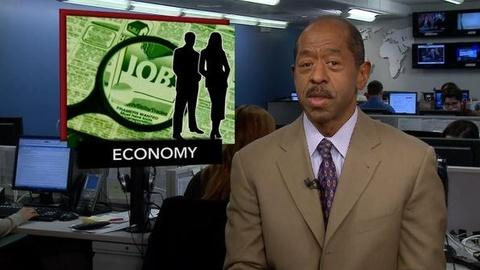 PBS NewsHour -- News Wrap: First-Time Claims for Unemployment Benefits...