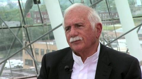 PBS NewsHour -- Architect Moshe Safdie Uplifts the Skyline and Spirit of...