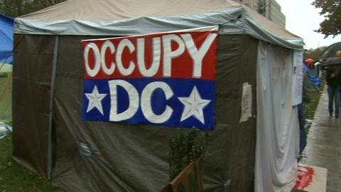 PBS NewsHour -- After Infusion of New Energy, 'Occupy D.C.' Shows No...