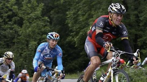 PBS NewsHour -- Report Depicts Lance Armstrong as Ring Leader of Doping Ring