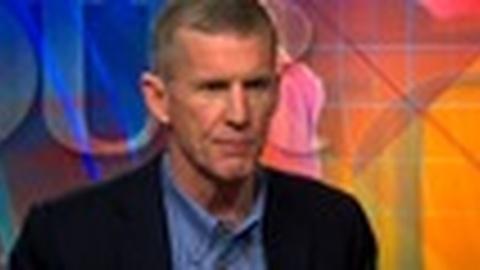 PBS NewsHour -- Gen. Stanley McChrystal on 'Task' of Afghanistan