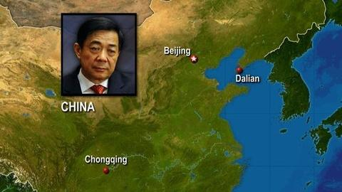 PBS NewsHour -- China Attempts to Contain High-Level Political Scandal