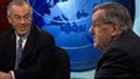 PBS NewsHour -- Shields and Brooks on Debates, Microtargeting Voters, Romney