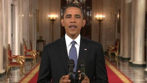 PBS NewsHour -- Obama Unveils Afghanistan Drawdown Plan: What Will Allies...