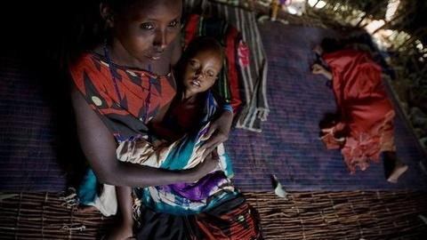 PBS NewsHour -- Instability in Somalia Hampers Efforts to Aid Famine...