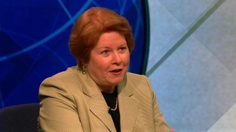 PBS NewsHour -- Supreme Court Weighs Cheney Confrontation Arrest