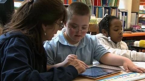 PBS NewsHour -- Engaging Students With Learning Disabilities Early On