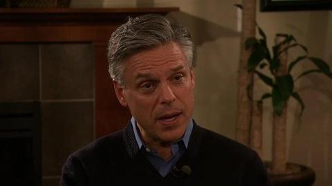 PBS NewsHour -- Preview: Huntsman Ready for New Hampshire Battle