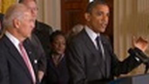 PBS NewsHour -- President Obama's Second Term Agenda Stresses Compromise