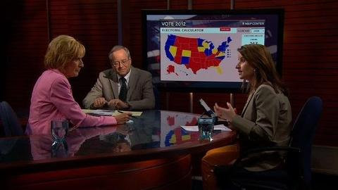 PBS NewsHour -- Eight States That Will Shape 2012 Election