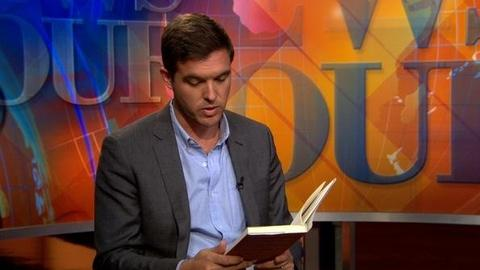 PBS NewsHour -- Kevin Powers Reads From His Novel The Yellow Birds'