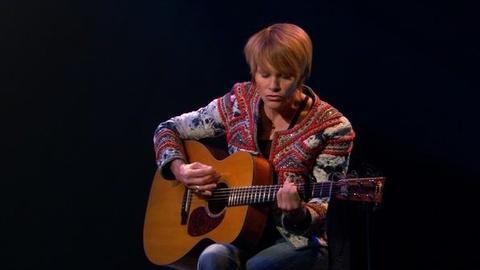 PBS NewsHour -- Shawn Colvin Sings 'All Fall Down'