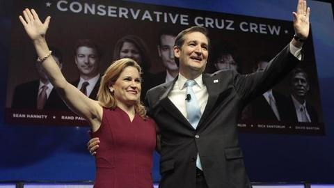 PBS NewsHour -- Texas Tea Party's Ted Cruz Wins Senate Primary