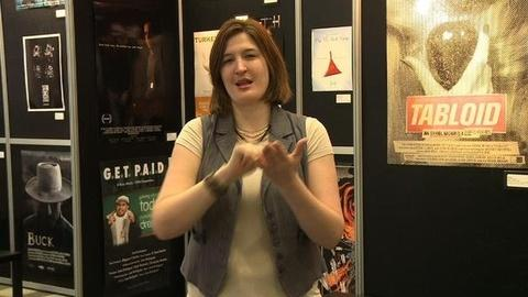 PBS NewsHour -- SXSW: Filmmaker Robyn Girard Unites Deaf and Hearing...