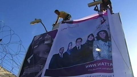 PBS NewsHour -- Libya Prepares for First Free Elections After Gadhafi Regime