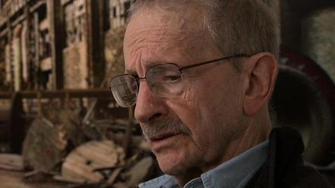 PBS NewsHour -- Poet Philip Levine Reads His Work