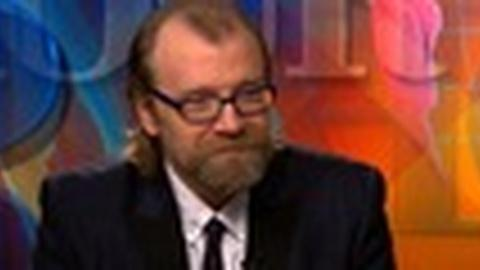 PBS NewsHour -- Conversation: George Saunders, Author of 'Tenth of December'