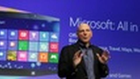 PBS NewsHour -- With Windows 8, Microsoft Makes Big Shift Towards Tablets