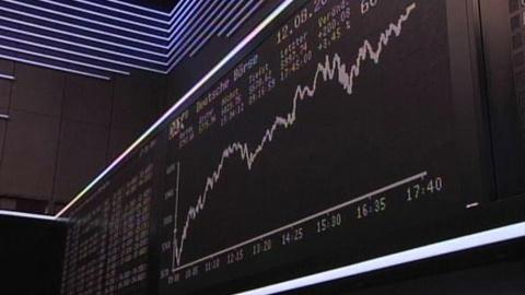 PBS NewsHour -- Calmer Markets Cap a Week of Investors 'Being Smoked out...