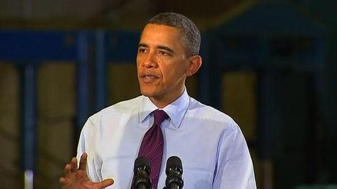 PBS NewsHour -- Debating Obama's Vision for the U.S. Economy