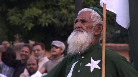 PBS NewsHour -- 'Wagah' Showcases Competition, Pride in Daily...