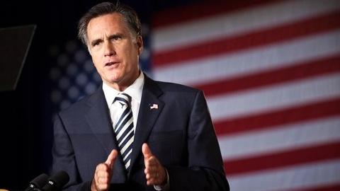 PBS NewsHour -- Romney Focuses More on Iowa, Hoping to Become...