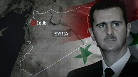 PBS NewsHour -- Assad Running out of Friends, but Powers Still Among Allies