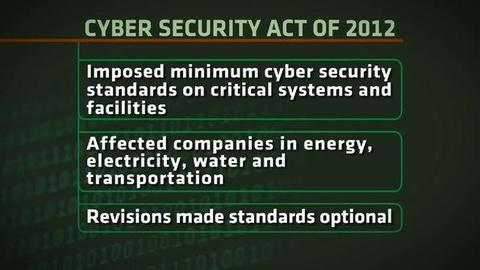 PBS NewsHour -- Critical U.S. Infrastructure Vulnerable to Cyber Attack