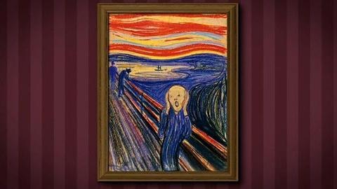 PBS NewsHour -- Better $120 Million Status Symbol: 'The Scream' or a Yacht?