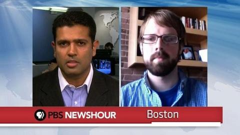 PBS NewsHour -- GlobalPost Presents Series on Gay Rights Fight
