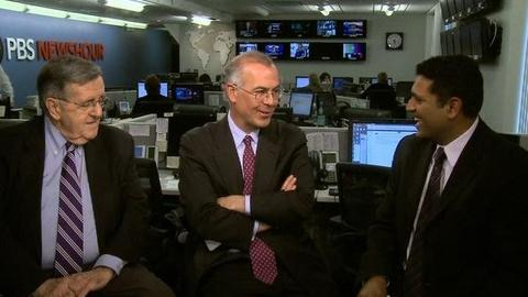 PBS NewsHour -- Shields, Brooks on Presidential Books, Mariano Rivera