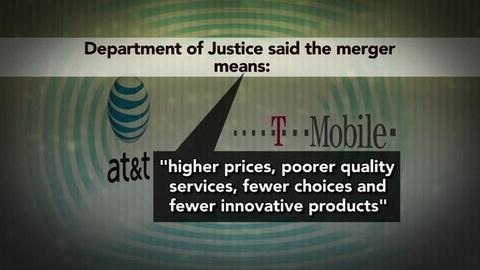 PBS NewsHour -- DOJ Makes 'Audacious' Move to Block $39B AT&T, T-Mobile...