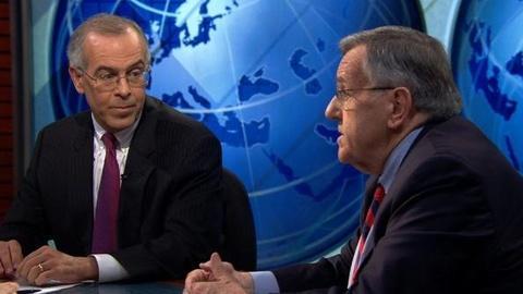 PBS NewsHour -- Shields and Brooks on Romney's Tax Returns, '47 Percent'