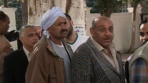 PBS NewsHour -- In Egypt, 'Vibrant' Political Culture Budding After...