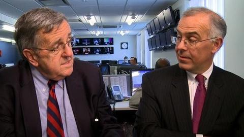PBS NewsHour -- Shields and Brooks on Romney's Clean Bill of Health, MLB...