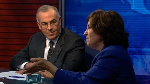 PBS NewsHour -- David Brooks, Ruth Marcus on Romney's Money, SOTU