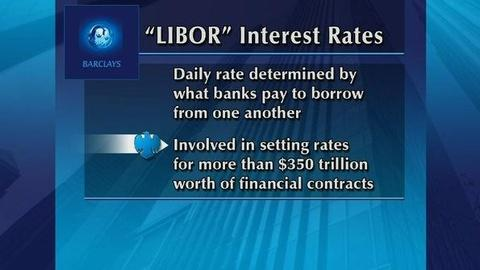PBS NewsHour -- Britain's Barclays Investigated for Rigging Libor Rates