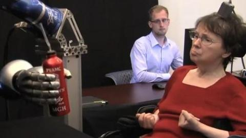 PBS NewsHour -- The Future of Prosthetics: Mind-Bending Robotic Arms