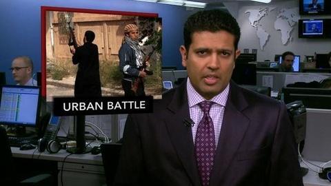 PBS NewsHour -- News Wrap: Libyan Rebels Retake Key Building From...