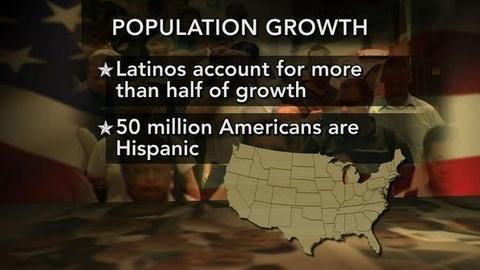 PBS NewsHour -- Census Data Show Hispanic Boom; Blacks Leave Cities for...
