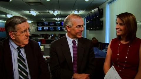 PBS NewsHour -- Shields and Brooks on Rick Santorum's Future, Belmont Stakes