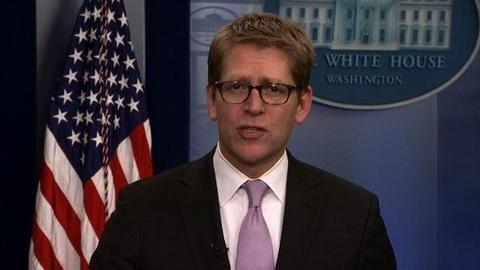 PBS NewsHour -- Carney to GOP: Don't Criticize SOTU Speech You Haven't Heard