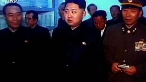 PBS NewsHour -- After Kim Jong-il's Death, North Korea Marks Hereditary...