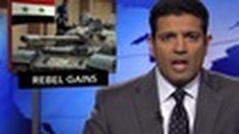 PBS NewsHour -- News Wrap: Syria Airstrikes Kill at Least 15